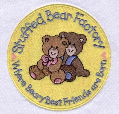 Bears Applique