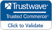 Quality Punching belongs is a Trusted Commerce at Trustwave